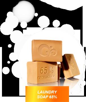Laundry soap 65%